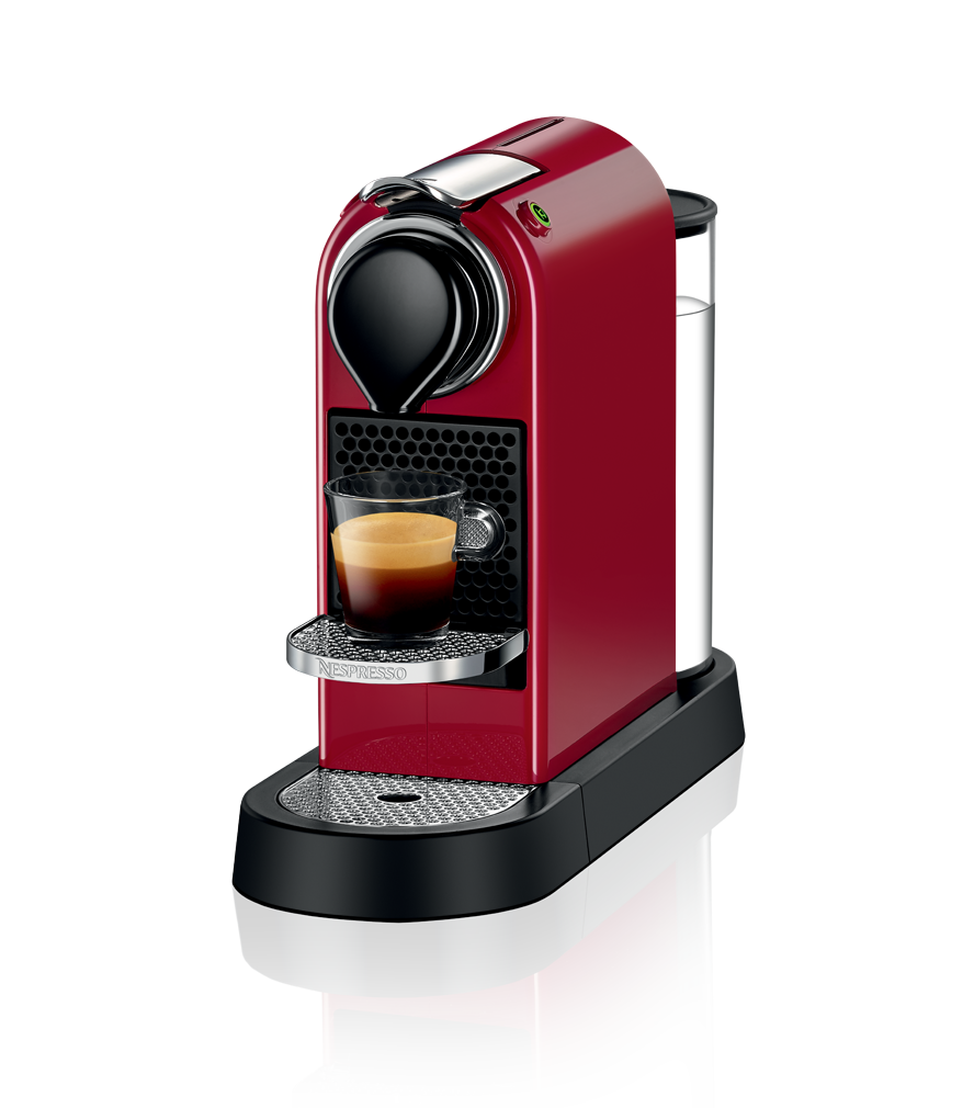 Nestlé Nespresso S.A., trading as Nespresso, is an operating unit of the Nestlé Group, based in Lausanne, Switzerland. Nespresso machines brew espresso and coffee from coffee capsules, or pods in machines for home or professional use, a type of pre-apportioned single-use container of ground coffee beans, sometimes with added flavorings.