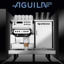 Aguila 220 professional coffee machine
