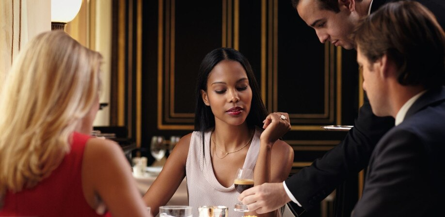 Nespresso Professional for fine dining establishments