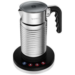 Nespresso Aeroccino4 Milk Frother In Stainless Steel