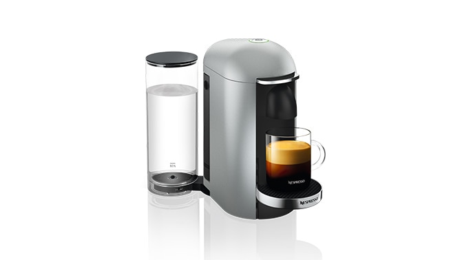 Vertuo Black Coffee Machine Nespresso