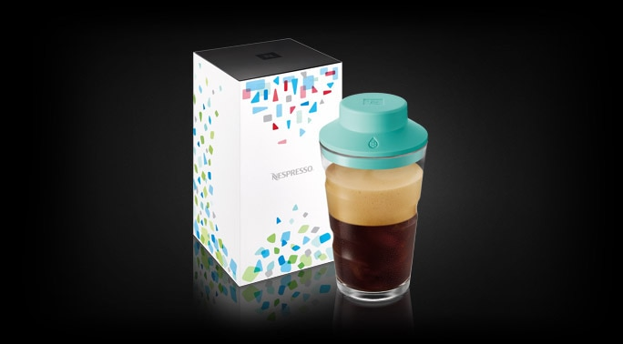 View Mini Kit Iced Coffee Accessories Nespresso