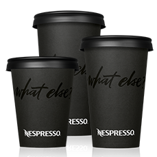 On-The-Go Paper Cups Lids (360-600ml)