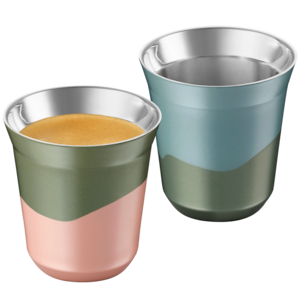 Nespresso Limited Edition Festive Pixie Lungo Coffee Cups