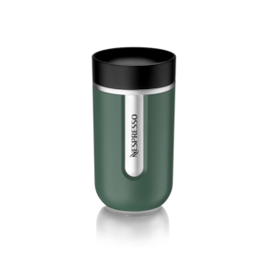 Nespresso Small Nomad Travel Coffee Mug In Khaki