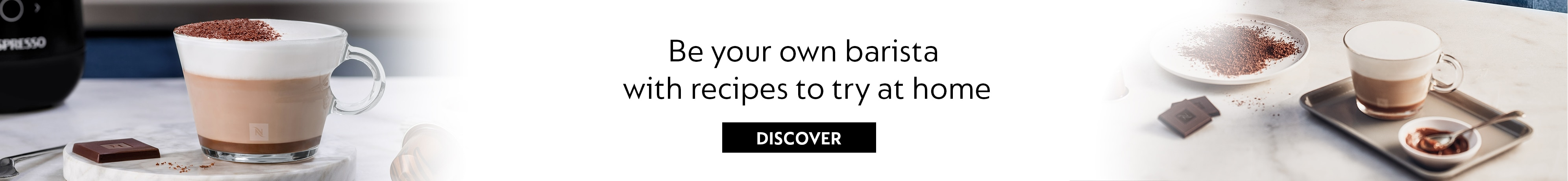 Be your own barista with recipes to try at home