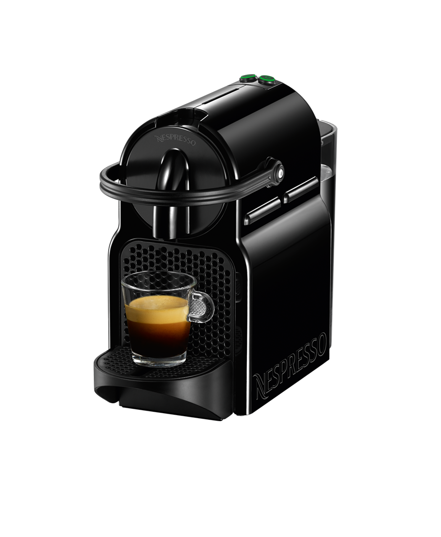 Inissia Black Machines Nespresso Colombia