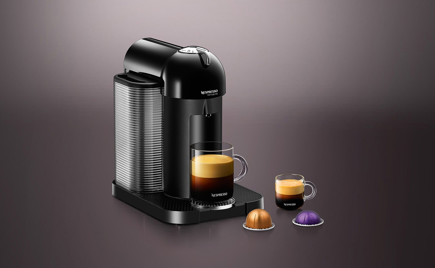 Tiny foot print, compact, lightweight and equipped with an ergonomic handle, the new Inissia machine fits perfectly into any interior design. Nespresso began more than 25 years ago with a simple but revolutionary idea, to create the perfect cup of Espresso coffee with exquisite crema, tantalizing aroma and full bodied taste - just like skilled baristas.