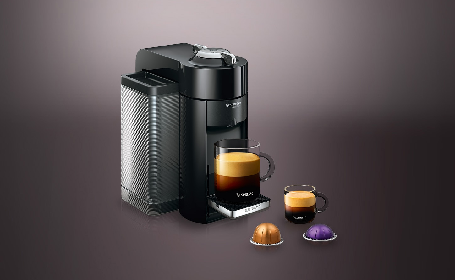 De'Longhi's Automatic Cappuccino System combined with Nespresso premium espresso capsules creates a simple, one touch method for making authentic espresso beverages in your own home.