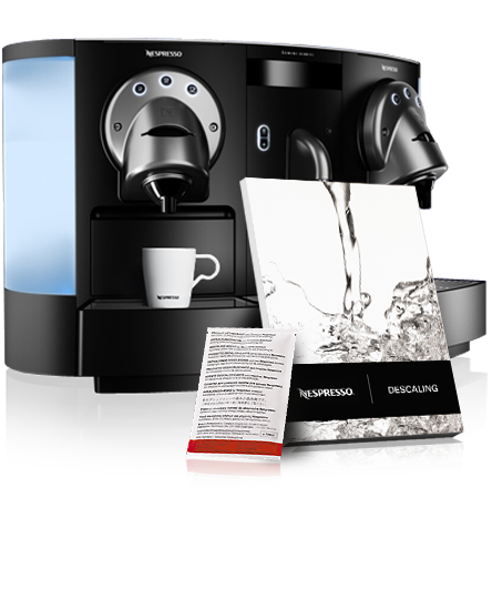 kit de d tartrage gemini 200 accessoire nespresso pro. Black Bedroom Furniture Sets. Home Design Ideas