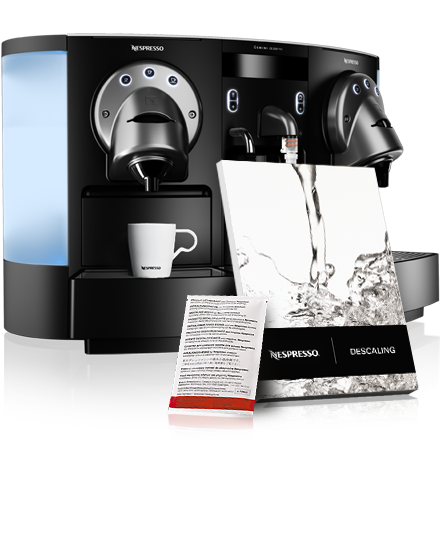 kit de d tartrage gemini 220 accessoire nespresso pro. Black Bedroom Furniture Sets. Home Design Ideas