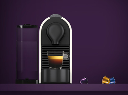 U, the new Nespresso machine