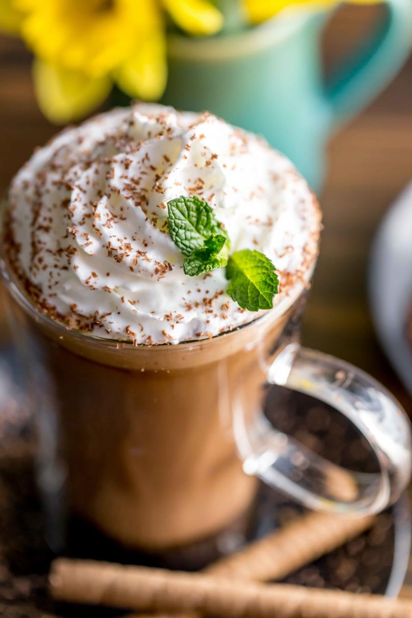 Irish Mocha Inspiration
