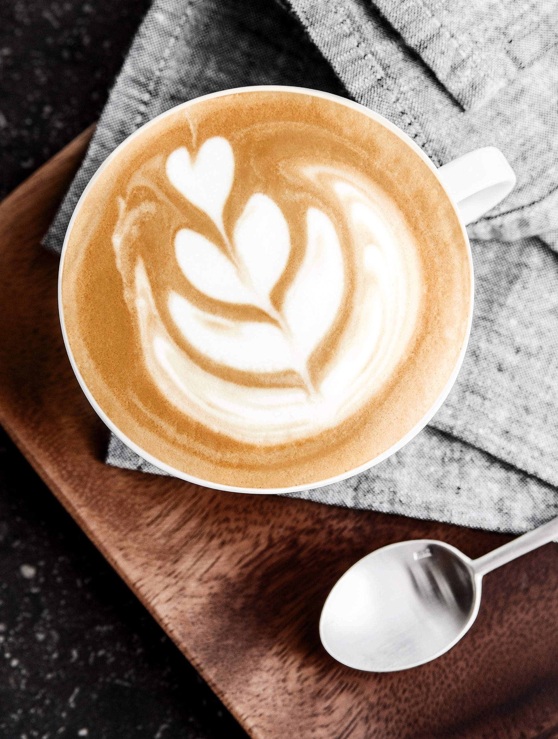 Latte Art Tulip Nespresso Recipes