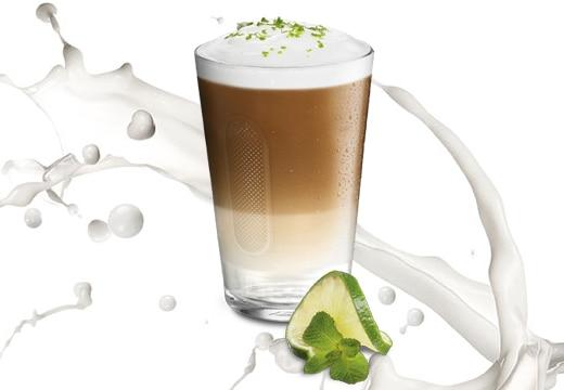 Latte Macchiato Mojito