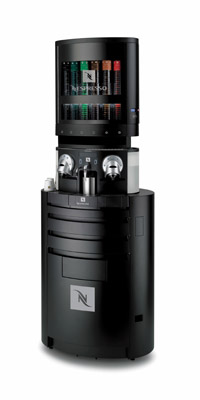 The tower solution professional accessory by nespresso - Distributeur de capsules nespresso ...