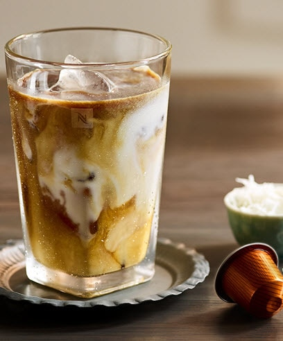 Caramelito Over Ice Coffee Recipe