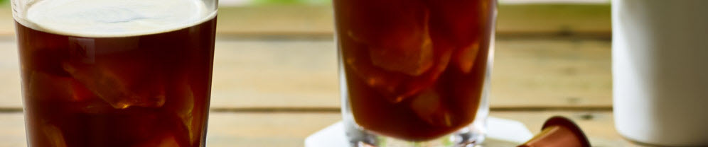 Ethiopia Over Ice iced coffee recipe