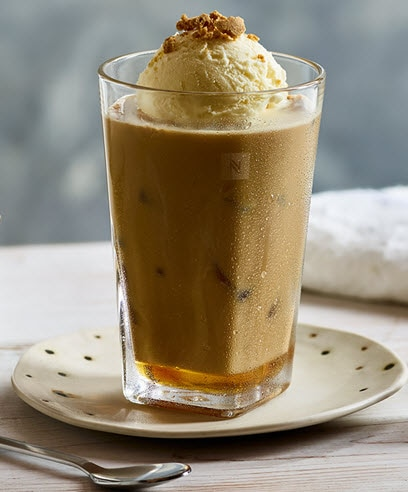 Ispirazione Genova Livanto Over Ice Coffee Recipe