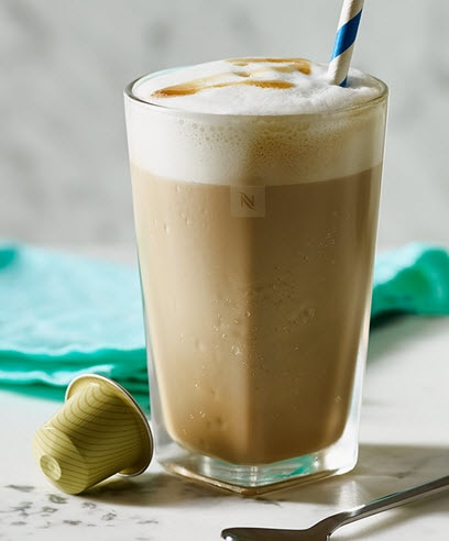 Vanilio Over Ice Coffee Recipe
