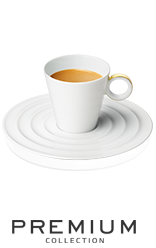 Espresso Coffee Cups <em>Nespresso</em> Premium Collection