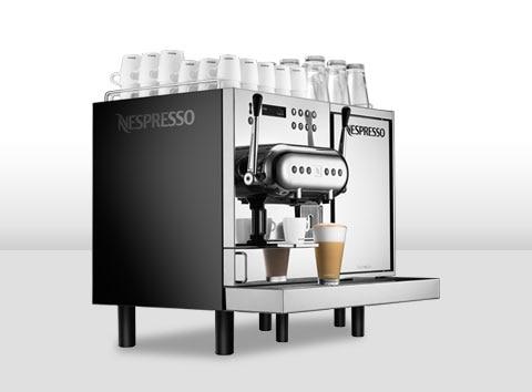 nespresso professionnel caf s et machines pour vos. Black Bedroom Furniture Sets. Home Design Ideas