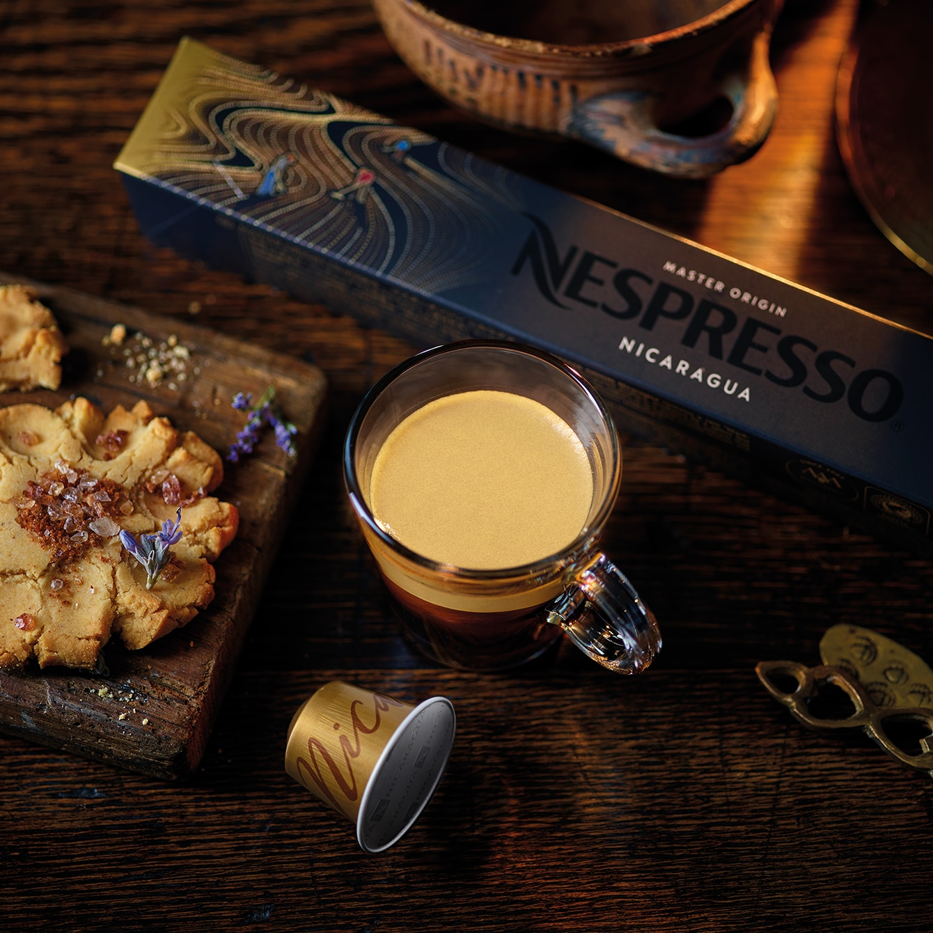 Coffee recipes with Master Origin Nicaragua coffee capsule - Nespresso™ Romania