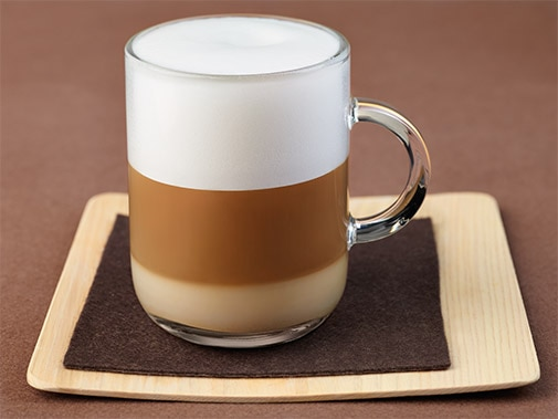 Latte Macchiato Vertuoline Coffee Recipes Nespresso Usa