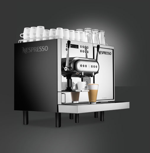 Nespresso Professional Machines