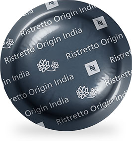 Professional Coffee Capsule Ristretto Origin India