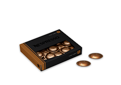 Nespresso Professional coffees
