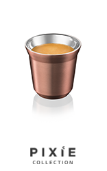 Tasse à café <em>Nespresso</em> Pixie collection Rosabaya de Colombia