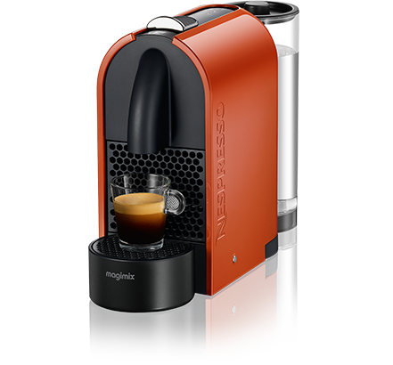 u coffee machine range nespresso. Black Bedroom Furniture Sets. Home Design Ideas